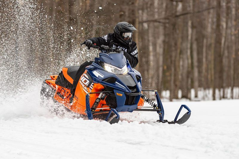 2021 Yamaha Sidewinder L-TX LE in Forest Lake, Minnesota - Photo 7