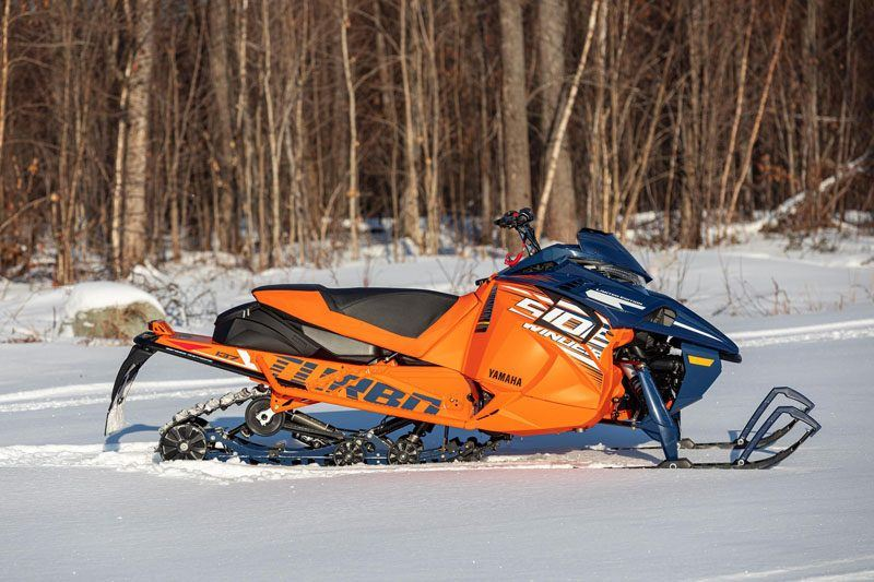 2021 Yamaha Sidewinder L-TX LE in Tamworth, New Hampshire - Photo 10
