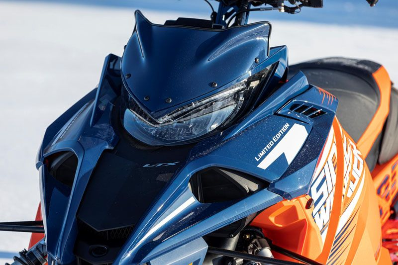 2021 Yamaha Sidewinder L-TX LE in Appleton, Wisconsin - Photo 11