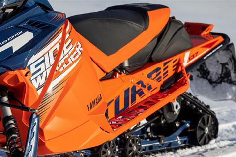 2021 Yamaha Sidewinder L-TX LE in Janesville, Wisconsin - Photo 13