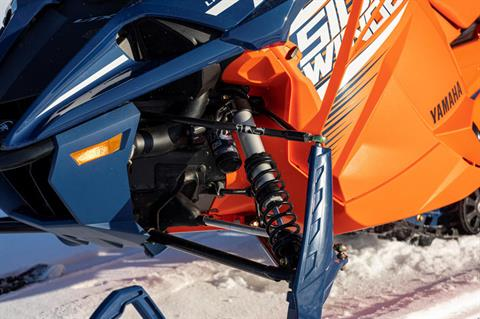 2021 Yamaha Sidewinder L-TX LE in Saint Helen, Michigan - Photo 14