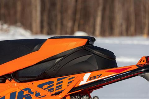 2021 Yamaha Sidewinder L-TX LE in Janesville, Wisconsin - Photo 16