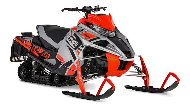 2021 Yamaha Sidewinder L-TX SE in Appleton, Wisconsin - Photo 2