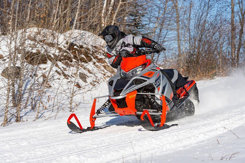 2021 Yamaha Sidewinder L-TX SE in Mio, Michigan - Photo 3