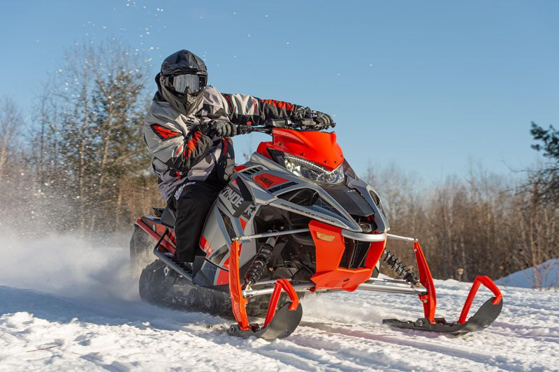 2021 Yamaha Sidewinder L-TX SE in Mio, Michigan - Photo 4