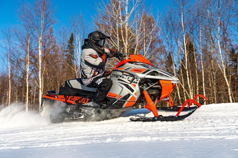 2021 Yamaha Sidewinder L-TX SE in Escanaba, Michigan - Photo 7