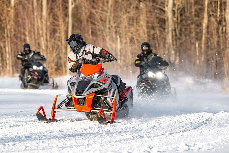 2021 Yamaha Sidewinder L-TX SE in Escanaba, Michigan - Photo 8