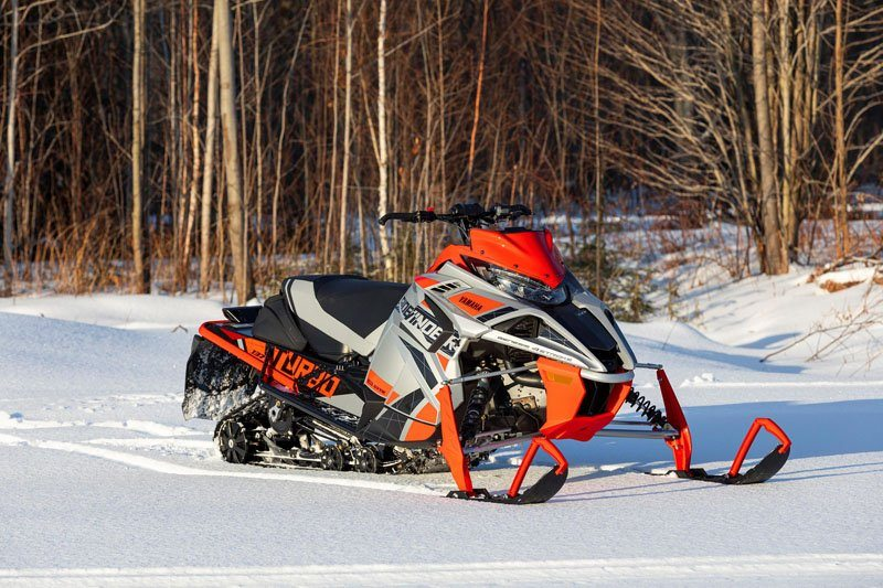 2021 Yamaha Sidewinder L-TX SE in Escanaba, Michigan - Photo 9