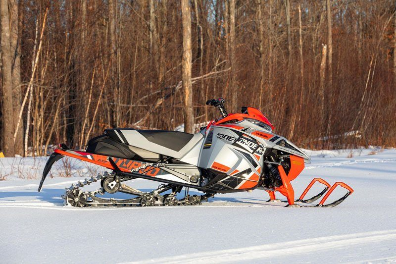 2021 Yamaha Sidewinder L-TX SE in Escanaba, Michigan - Photo 10