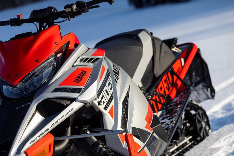 2021 Yamaha Sidewinder L-TX SE in Johnson Creek, Wisconsin - Photo 11