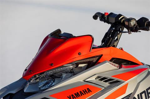 2021 Yamaha Sidewinder L-TX SE in Mio, Michigan - Photo 16