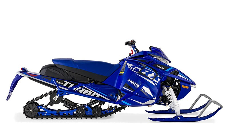 2021 Yamaha Sidewinder SRX LE in Speculator, New York - Photo 1