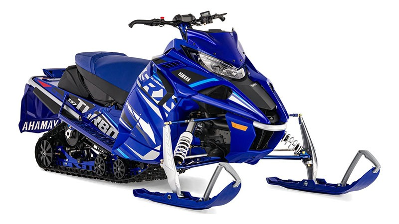 2021 Yamaha Sidewinder SRX LE in Hancock, Michigan - Photo 2