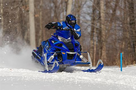 2021 Yamaha Sidewinder SRX LE in Johnson Creek, Wisconsin - Photo 3