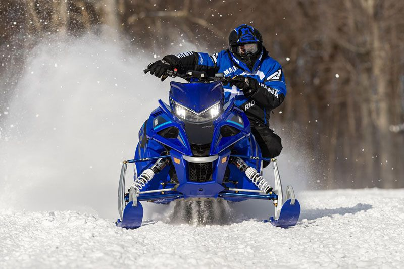 2021 Yamaha Sidewinder SRX LE in Mio, Michigan - Photo 4