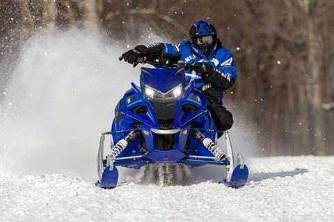 2021 Yamaha Sidewinder SRX LE in Francis Creek, Wisconsin - Photo 4