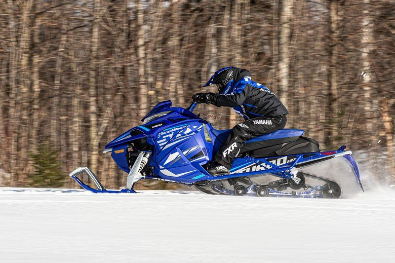 2021 Yamaha Sidewinder SRX LE in Hancock, Michigan - Photo 6