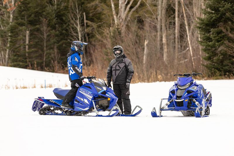 2021 Yamaha Sidewinder SRX LE in Speculator, New York - Photo 7