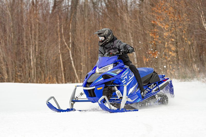 2021 Yamaha Sidewinder SRX LE in Johnson Creek, Wisconsin - Photo 8