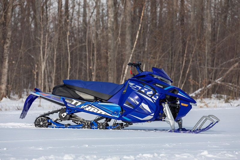2021 Yamaha Sidewinder SRX LE in Speculator, New York - Photo 9