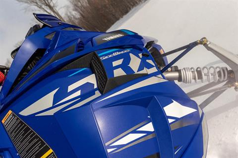 2021 Yamaha Sidewinder SRX LE in Mio, Michigan - Photo 12
