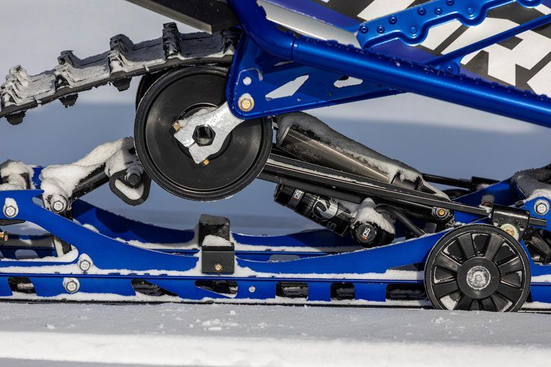 2021 Yamaha Sidewinder SRX LE in Spencerport, New York - Photo 16