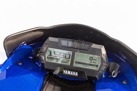 2021 Yamaha Sidewinder SRX LE in Francis Creek, Wisconsin - Photo 19