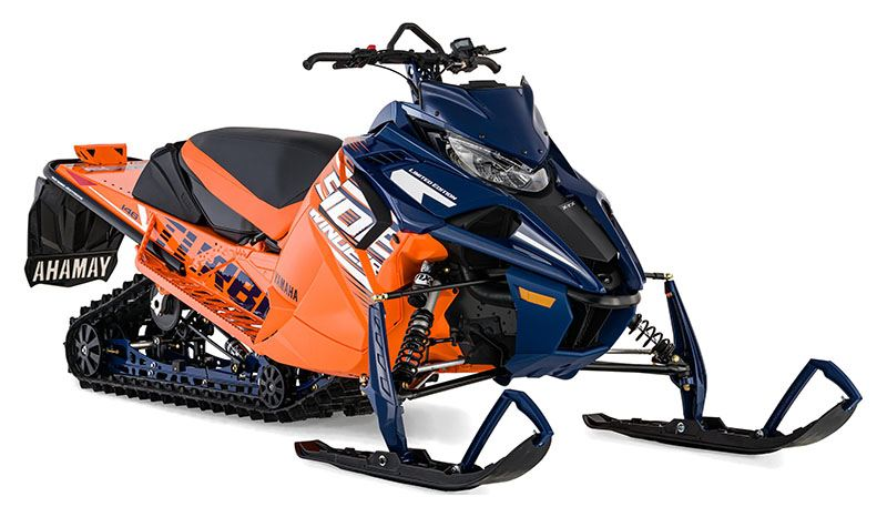 2021 Yamaha Sidewinder X-TX LE 146 in Tamworth, New Hampshire - Photo 2
