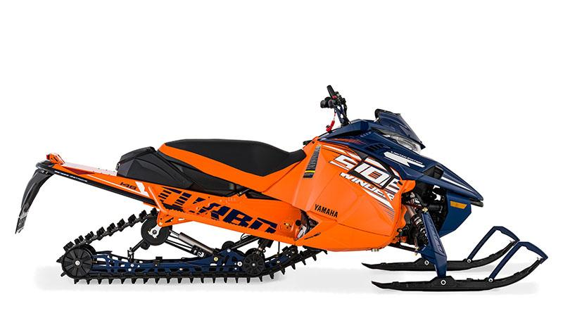 2021 Yamaha Sidewinder X-TX LE 146 in Tamworth, New Hampshire - Photo 1