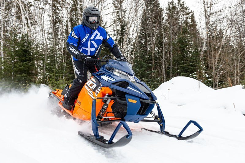 2021 Yamaha Sidewinder X-TX LE 146 in Ishpeming, Michigan - Photo 4