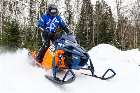 2021 Yamaha Sidewinder X-TX LE 146 in Escanaba, Michigan - Photo 4