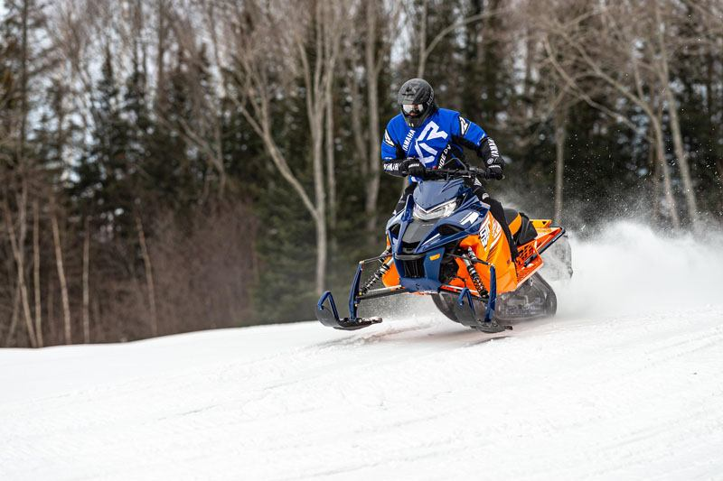 2021 Yamaha Sidewinder X-TX LE 146 in Escanaba, Michigan - Photo 5