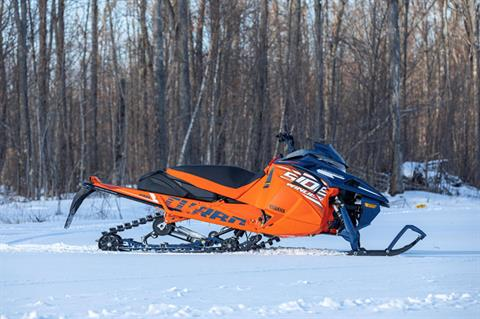 2021 Yamaha Sidewinder X-TX LE 146 in Tamworth, New Hampshire - Photo 6
