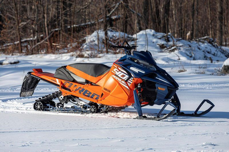 2021 Yamaha Sidewinder X-TX LE 146 in Escanaba, Michigan - Photo 7