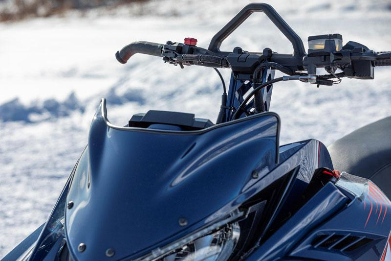 2021 Yamaha Sidewinder X-TX LE 146 in Ishpeming, Michigan - Photo 8