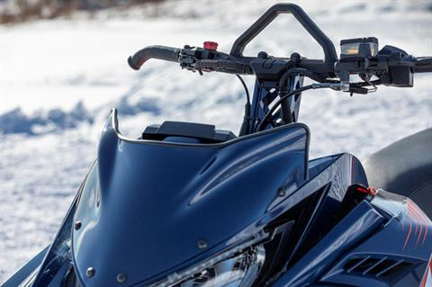 2021 Yamaha Sidewinder X-TX LE 146 in Escanaba, Michigan - Photo 8
