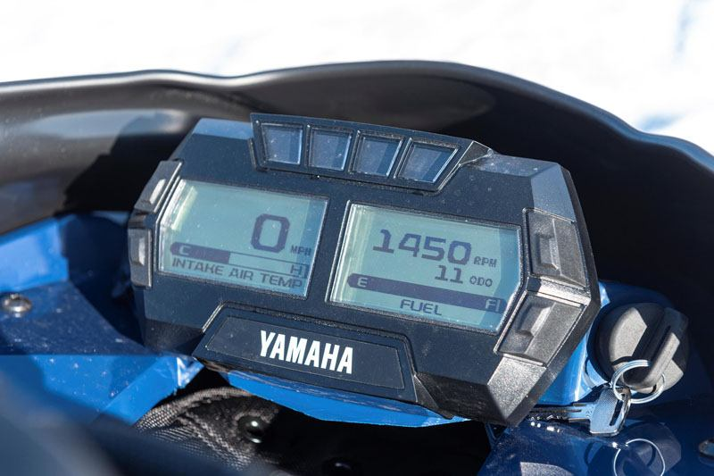 2021 Yamaha Sidewinder X-TX LE 146 in Francis Creek, Wisconsin - Photo 9