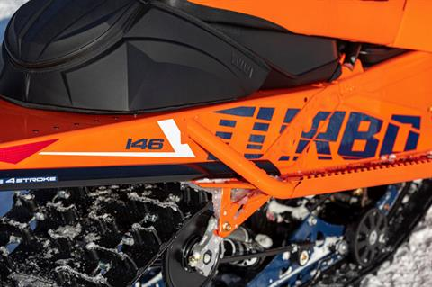 2021 Yamaha Sidewinder X-TX LE 146 in Spencerport, New York - Photo 19
