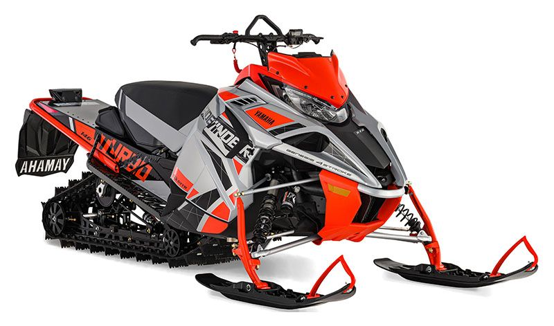 2021 Yamaha Sidewinder X-TX SE 146 in Hancock, Michigan - Photo 2