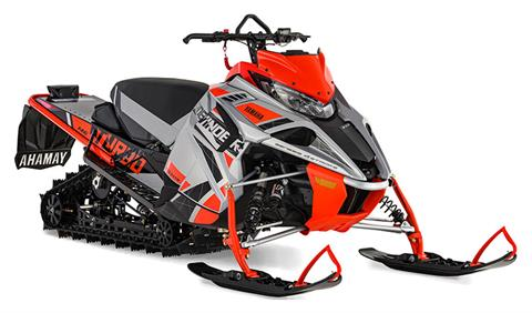 2021 Yamaha Sidewinder X-TX SE 146 in Francis Creek, Wisconsin - Photo 2