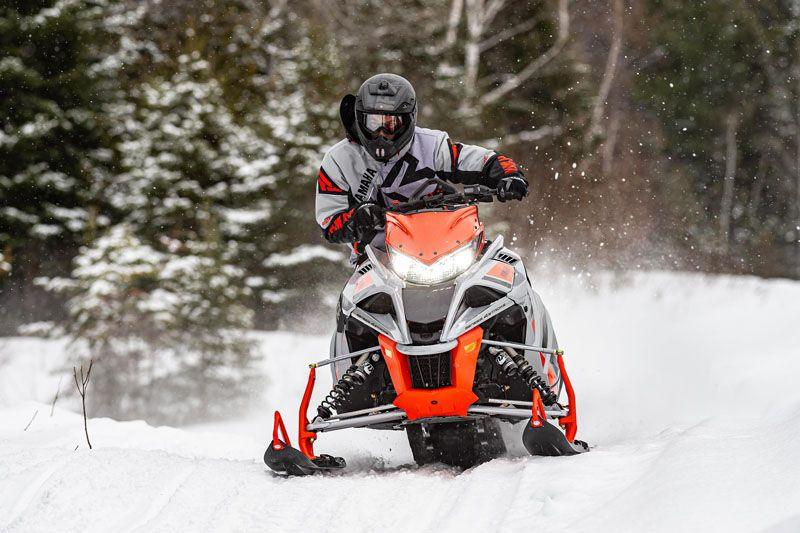 2021 Yamaha Sidewinder X-TX SE 146 in Ishpeming, Michigan - Photo 3