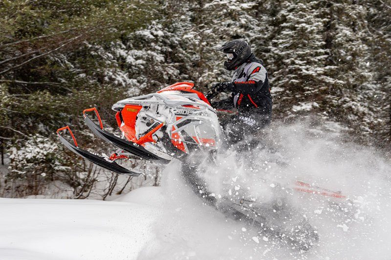 2021 Yamaha Sidewinder X-TX SE 146 in Johnson Creek, Wisconsin - Photo 5