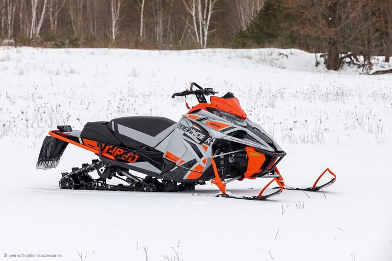 2021 Yamaha Sidewinder X-TX SE 146 in Hancock, Michigan - Photo 6