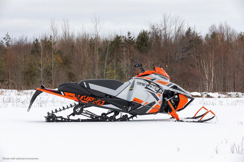 2021 Yamaha Sidewinder X-TX SE 146 in Hancock, Michigan - Photo 7