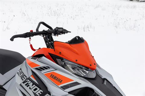 2021 Yamaha Sidewinder X-TX SE 146 in Tamworth, New Hampshire - Photo 19