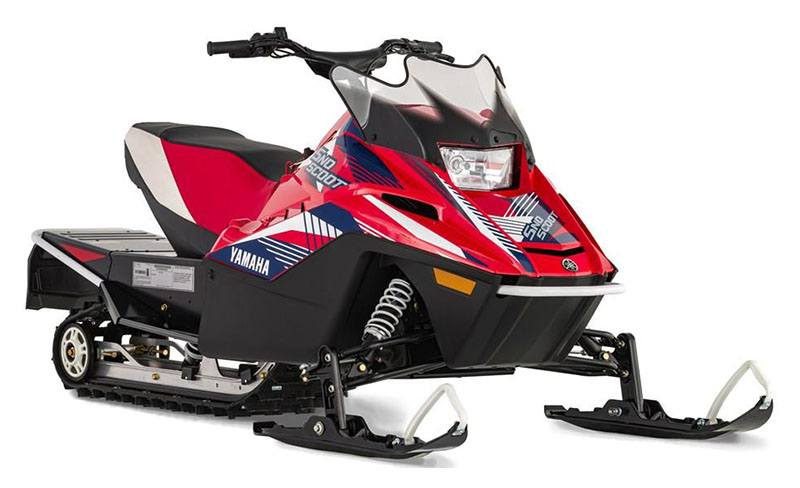 2021 Yamaha SnoScoot ES in Tamworth, New Hampshire - Photo 2