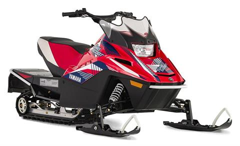 2021 Yamaha SnoScoot ES in Mio, Michigan - Photo 2