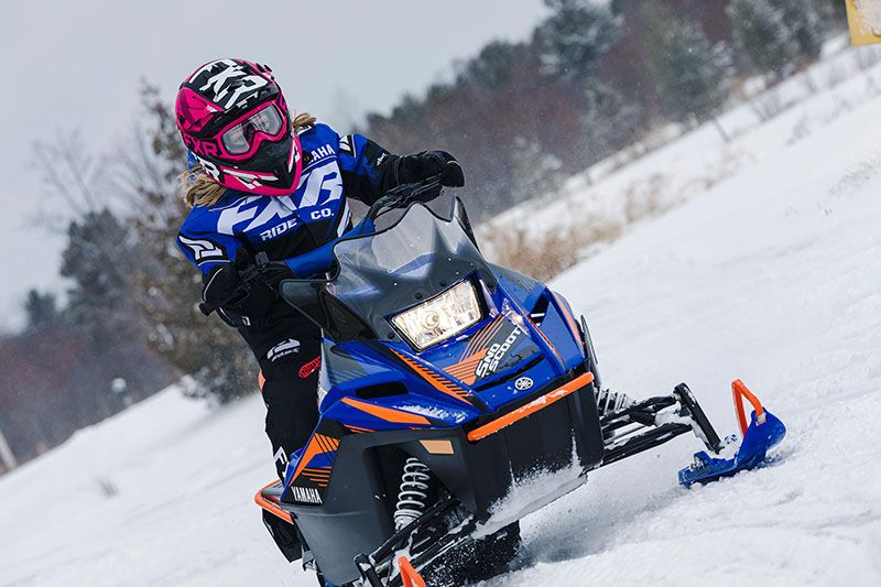 2021 Yamaha SnoScoot ES in Coloma, Michigan - Photo 3
