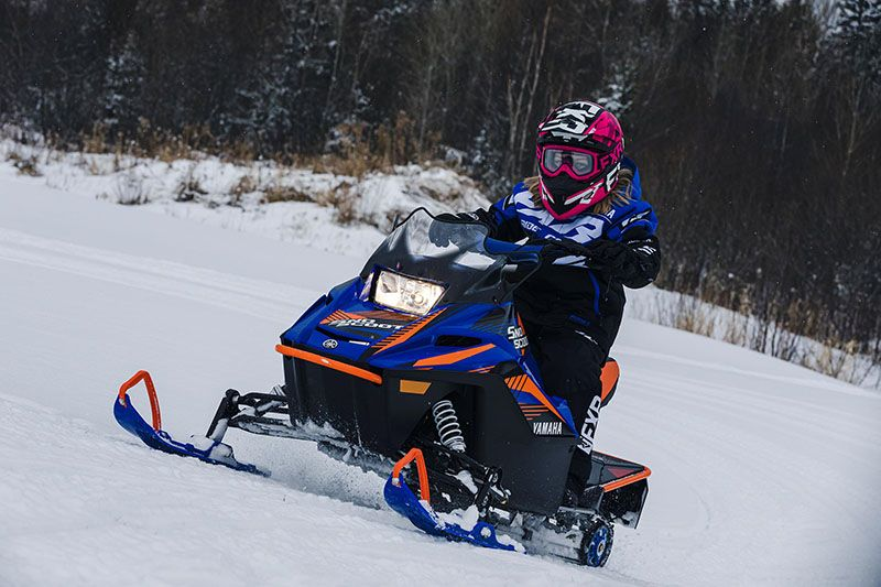 2021 Yamaha SnoScoot ES in Coloma, Michigan - Photo 4