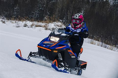 2021 Yamaha SnoScoot ES in Tamworth, New Hampshire - Photo 4